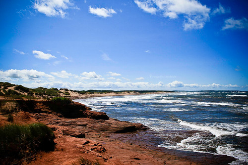 Cavendish Beach PEI