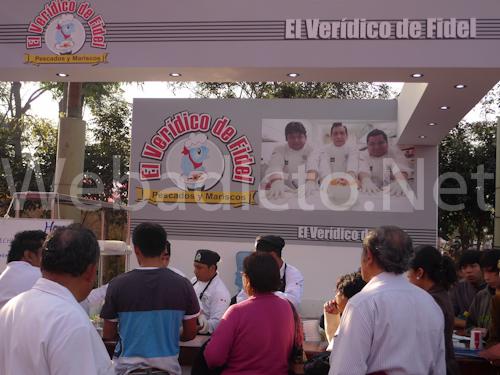 El Verídico de Fidel - Mistura 2010