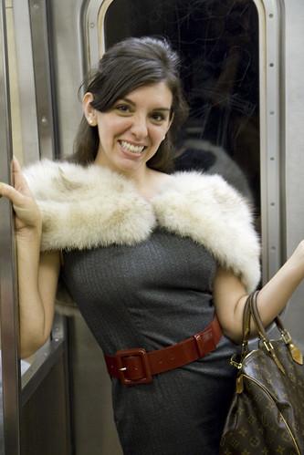 K on the Subway