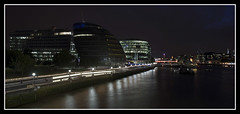 The City never Sleeps.. (Steve's Photography :-)) Tags: longexposure london thames night lights office nikon mayor d200 offices 15seconds borisjohnson steveclancy