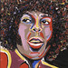 Sly Stone by Patricia Mitchell