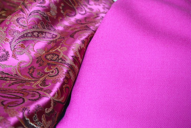 fabric for lady grey
