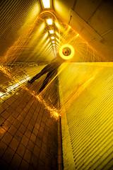 Wonky Subway spin (- Hob -) Tags: subway raw lightjunkies smalldrillspin