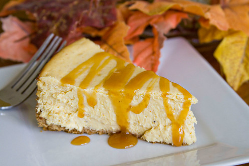 Pumpkin Cheesecake - 7