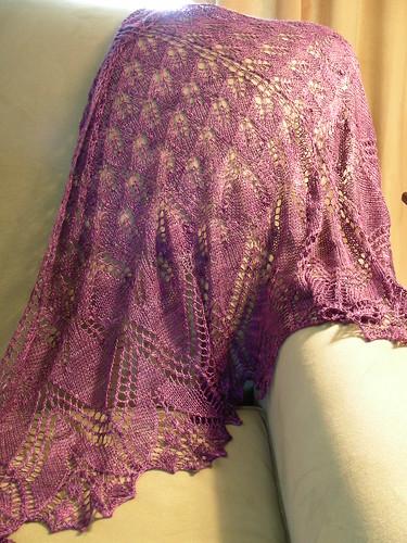 Aoelian shawl