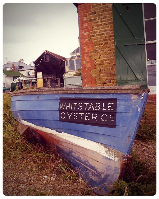 Whitstable ~ boat