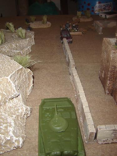 BMP Intervenes