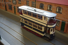 Model Tram (Sparks68) Tags: museum model transport tram depot aston