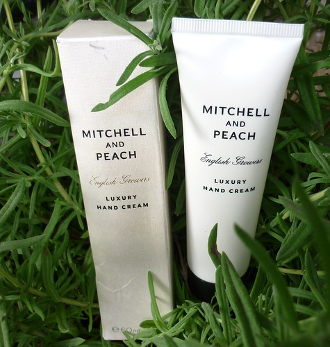 MItchell Peach handcream