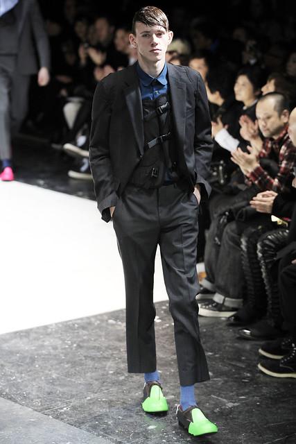 Felix Drepper3009_FW10_Paris_Comme des Garcons Homme Plus(VOGUEcom)