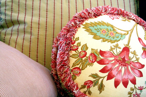 Pretty Patterned Pillows