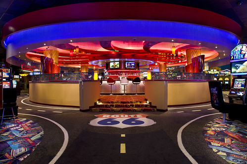 Bar Decor Design | Bar Theming | Casino Bar Décor | Route 66 Casino
