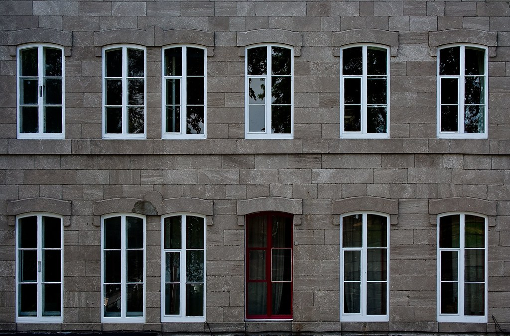Blocs et fenêtres