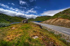 Norway - on the way to Lysebotn (Mariusz Petelicki) Tags: norway way norge hdr droga lysefjorden 3xp lysebotn norwegia pejza mariuszpetelicki scandynawia
