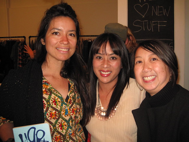 Me and Meg Mateo y Anh-Minh Le