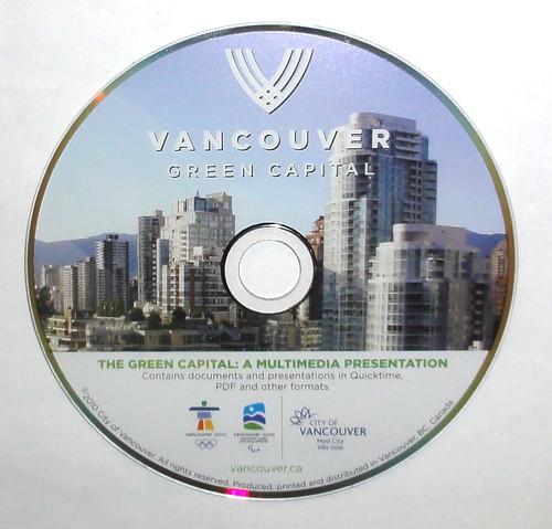 Green Capital disc