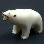 """<b>Bear</b><br/> Unknown, Eskimo American (ivory, ca. 1968) LFAC #2008:01:02<a href=""""http://farm5.static.flickr.com/4129/4996387385_42e782a962_o.jpg"""" title=""""High res"""">∝</a>"""