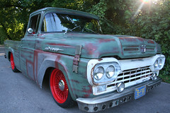 "Sport Truck Photo Shoot - 1959 Ford F100 • <a style=""font-size:0.8em;"" href=""http://www.flickr.com/photos/85572005@N00/4996417960/"" target=""_blank"">View on Flickr</a>"