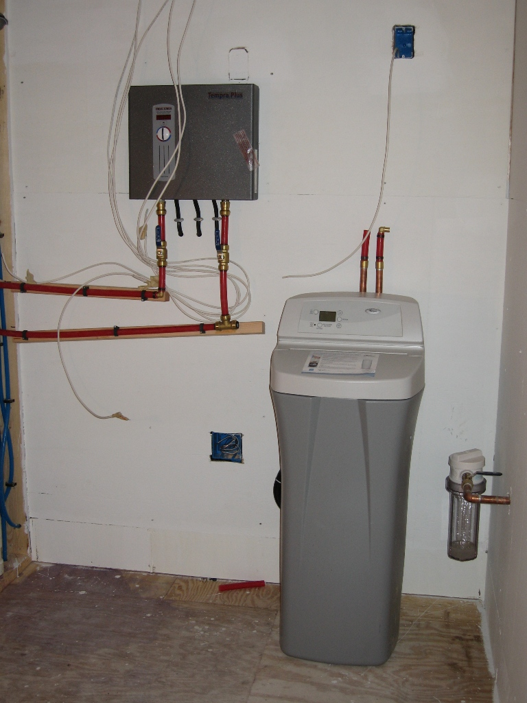 Instant Hot Water Heater System