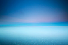 Minimalism (Dan. D.) Tags: sky cloud seascape color water canon landscape soft wide 5d minimalism mkii 1635mm