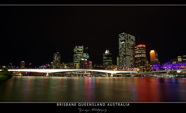 "Brisbane, ""the river city"""