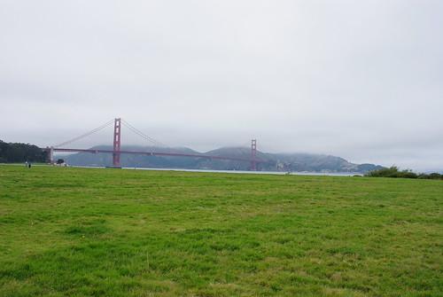 Golden Bridge-San Francisco (California)
