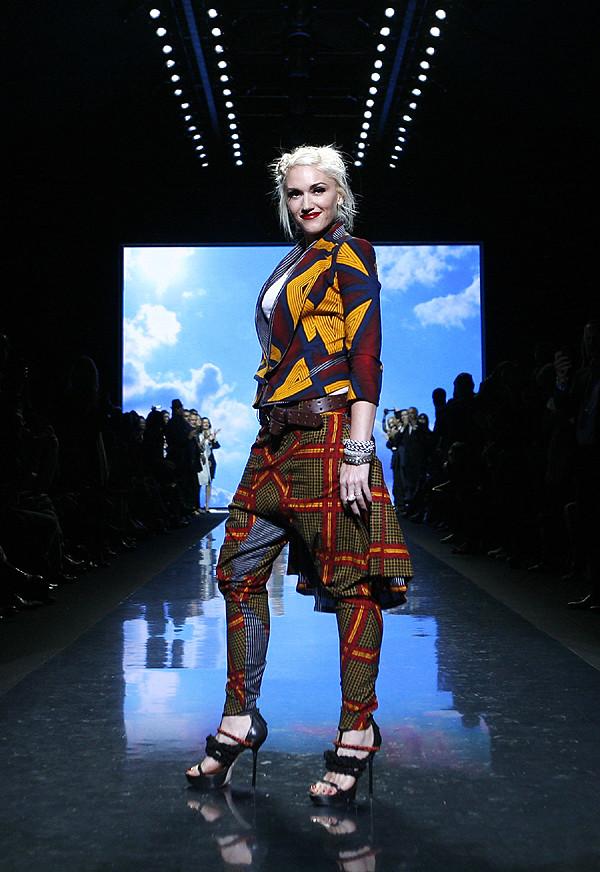 Гвен Стефани представила новую коллекцию одежды (фото ... гвен стефани вк