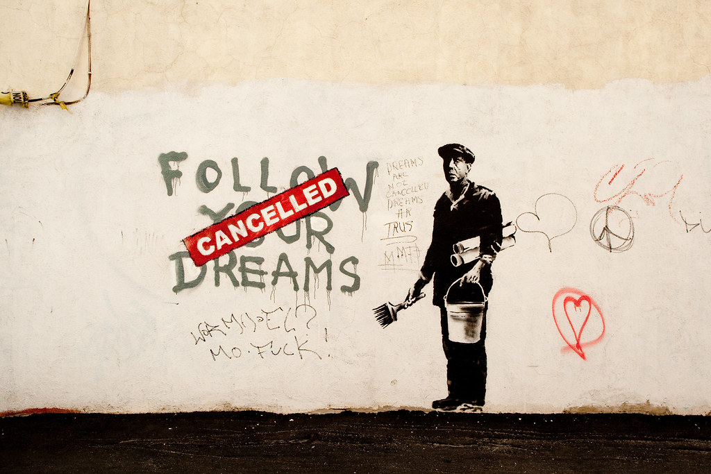 Banksy by eviltomthai, on Flickr