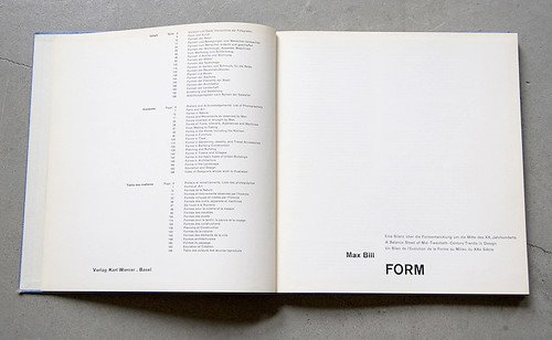 Form: a balance sheet of mid-twentieth century trends in design (1952)