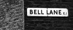 Bell Lane E1 (EZTD) Tags: signs london photo foto fotograf photos photographic photographs photograph fotos roads e1 photograf fotograaf photographes belllane londonboroughoftowerhamlets photographen streetnameplates ukroadsign londonstreetnames eztd eztdphotography photograaf fotoseztd eztdphotos leeztd dereztd