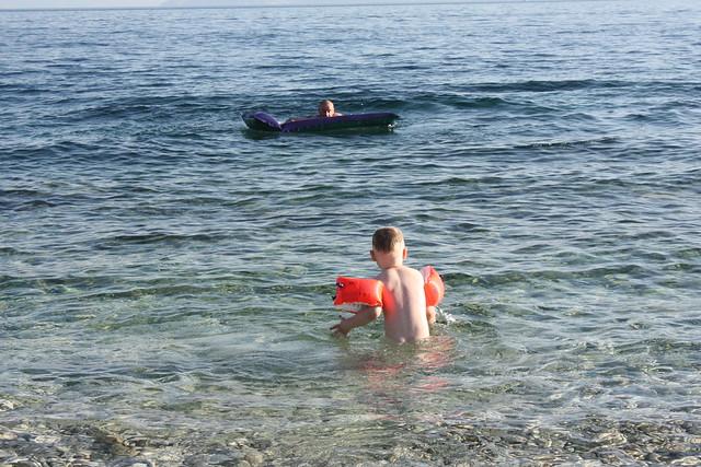 Keine Wellen ...