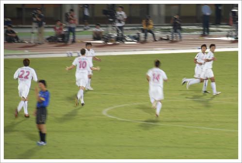 セレッソ大阪ゴール@ガンバ大阪 VS セレッソ大阪