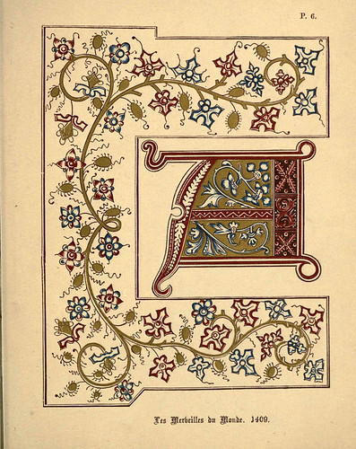 006 Las maravillas del mundo 1406-A primer of the art of illumination for the use of beginners.. 1874-Freeman Delamotte