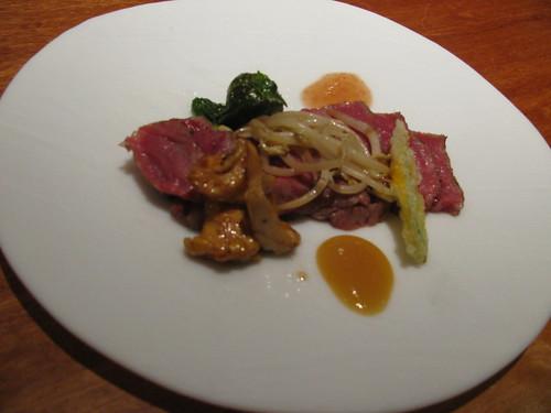 Kobe style beef