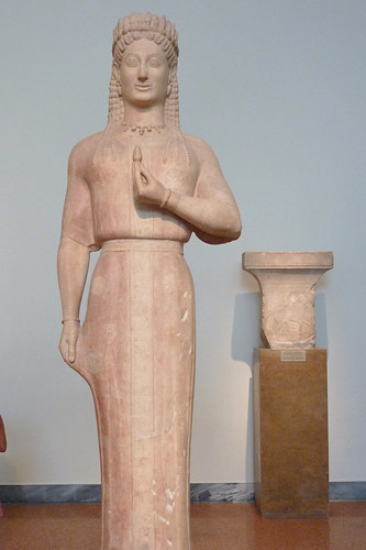 Athens National Archeological Museum - Kouroi
