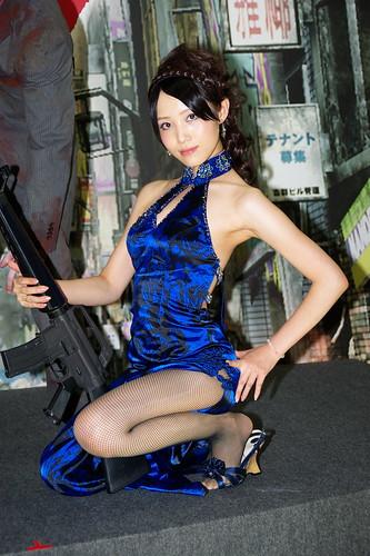 #tgs2010 「龍が如く OF THE END」キャバ嬢、優菜さんがハンパなく美しい件【更新】