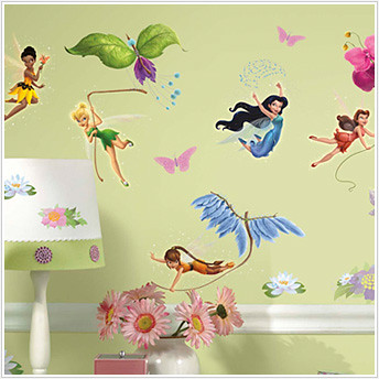 disney fairies kids decals