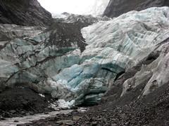 Franz Josef Glaciar