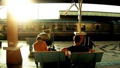 Resting In The Sun (wamd) Tags: station train malaysia bharu wakaf