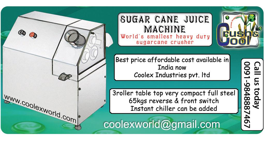 Sugar cane extractors