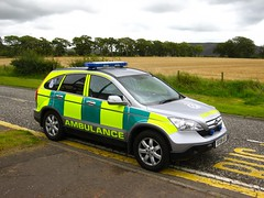 Rapid Response Vehicle (barronr) Tags: scotland ambulance sas westlothian ppv scottishambulanceservice rapidresponsevehicle