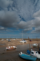 Burnham harbour