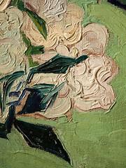 Van Goghs Brushstrokes (donsutherland1) Tags: roses newyork detail art dutch painting strokes 19thcentury oil met soe vangogh metropolitanmuseum metropolitanmuseumofart brushstrokes metmuseum vincentvangogh oiloncanvas paintstrokes abigfave flickraward