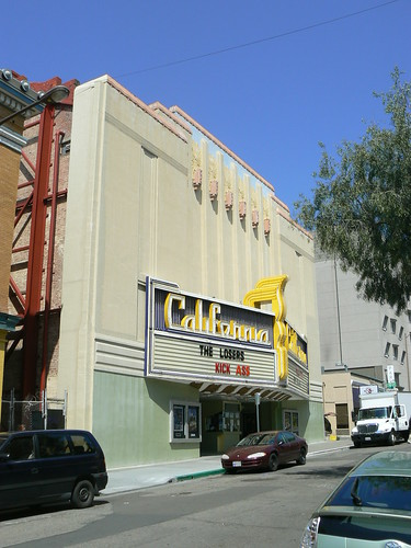 California Theatre, Berkeley