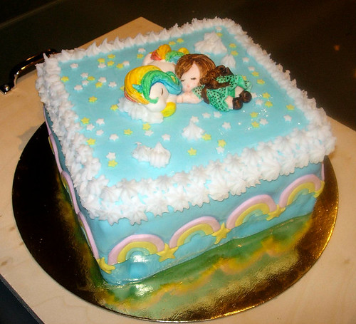 My birthday cake *_*