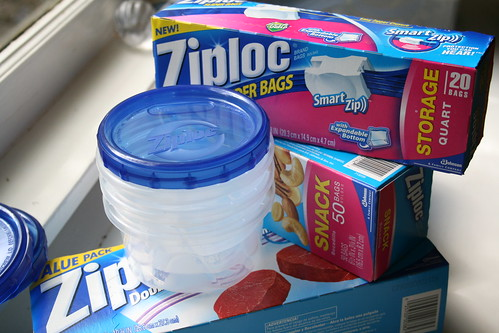 5015184799 d1b74794f3 Recycling Program Launched by Ziploc Plastic Baggies
