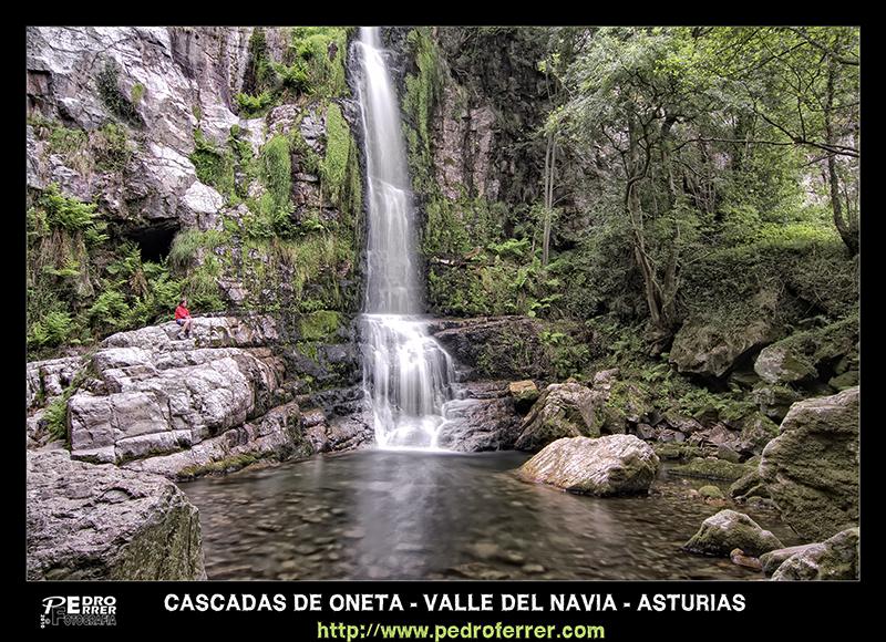 Cascadas de Oneta - Valle del Navia - Asturias