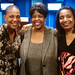 NBJC Board Members Karen Williams, Donna Payne, Michelle E. Brown