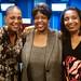 NBJC Board Members Karen Williams, Donna Payne, Michelle E. Brown