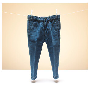 rosy blue pant